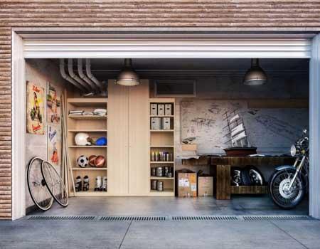 Garage räumen lassen