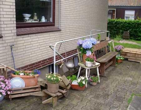 Garten entsorgung