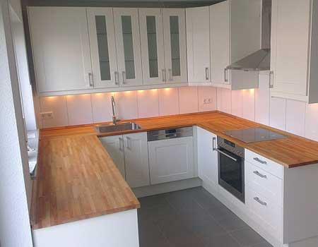 Küchendemontage