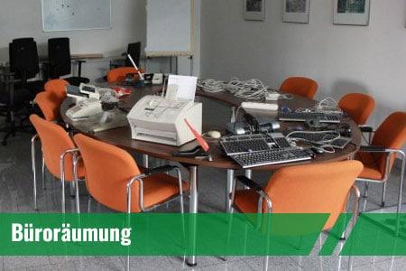 Büroräumung Wien