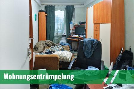 Wohnungsentrümpelung