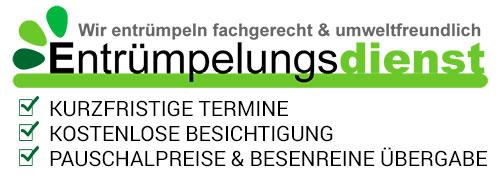 Entrümpelungsdienst Wien | Entrümpelung & Räumung Logo